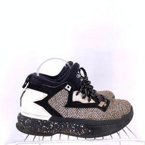 Adidas Damian Lillard Boys Basketball Shoes Sz 5.5